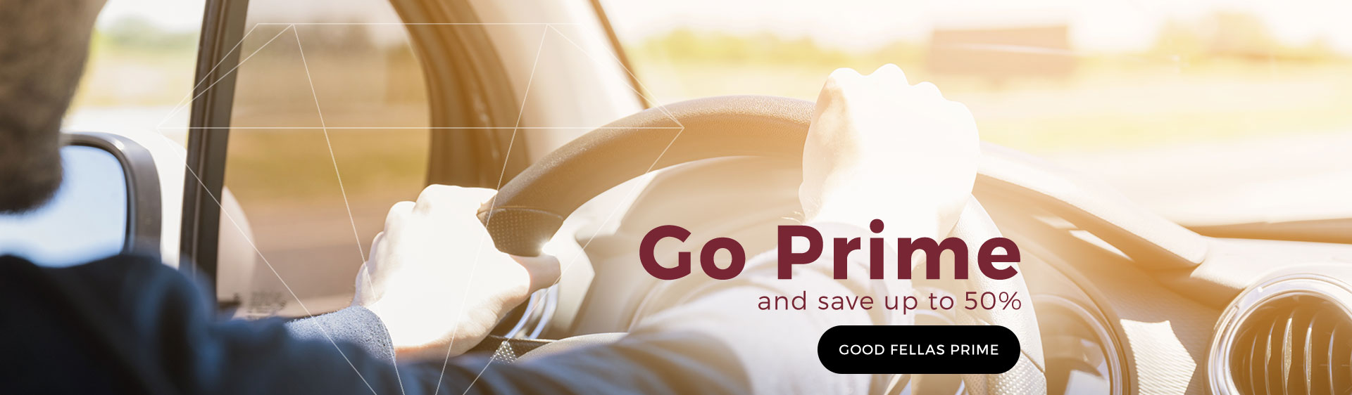 Go Prime and save up to 50%